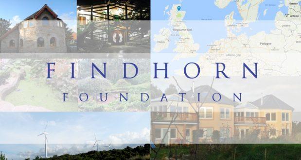 <strong>Voyage, à l'écovillage Findhorn Fondation, en Écosse</strong>
