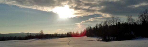 <strong>La nature, le sport et le soleil : des remèdes  face à la déprime hivernale!</strong>