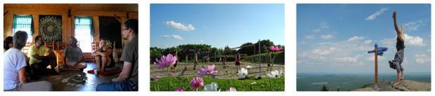 <strong>Le cours qui permet de concrétiser le projet d'un nouvel écovillage</strong>